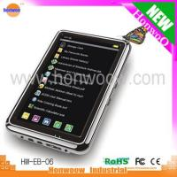 China 7ebook Reader with WIFI Touch Screen Popular Ebook on sale
