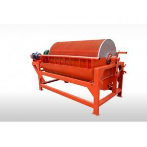 China Диаметр ЭР6012 раковины разделителя 600-1500 ММ обрабатывающего оборудования переработки минерального сырья промышленный магнитный on sale
