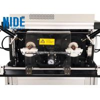 Highly automatic Universal and DC motor armature rotor testing panel machine with double stations for sale