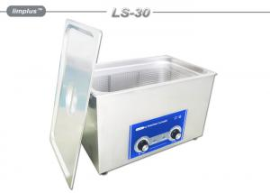 China Ultrasonic Cleaning Bath Ultrasonic Cleaning Machine For Plastic Moulds Washing on sale