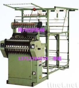China nonelastic nylon yarn ribbon machine for sofa, zipper, mattress,furniture,shoes,garments on sale