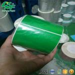 Barcode Thermal Transfer Label Rolls Heat Sensitive Customized Size For Zebra