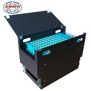 China Rack Mount Optical Fiber Distribution Frame on sale