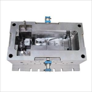 China Injection Plastic Auto Transmission Mould Auto Parts Mould Cold Runner Injection Molding on sale
