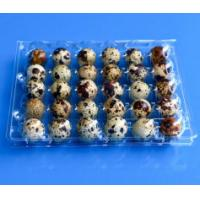 Disposable plastic quail egg tray 30 holes quail egg tray plastic egg tray for quail eggs 30 slots
