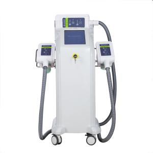 China Supersonic Vertical Cryolipolysis Fat Freezing Machine Weight Loss No Surgery on sale