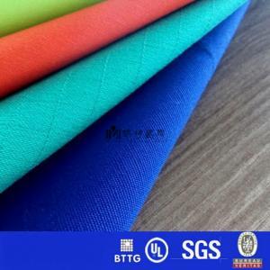 China 210GSM 100%Algodón Paño resistente al fuego, con certificado SGS on sale