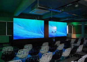 China Led Display Indoor Advertising Video Screens P1.58 SMD Indoor Led Display Conference Room TV Wall on sale