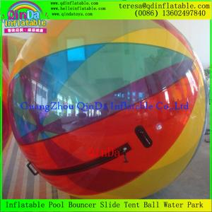 China High Quality PVC Commercial Inflatable Water Park Games Inflatable Water ball Water Bubble on sale