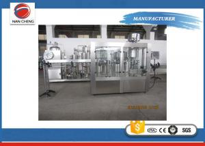 China Soft Drink Bottle Filling And Capping Machine , 18000bph 500ml Beverage Packaging Machine on sale