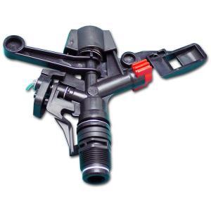 China 3/4 Inch High Efficiency  Rain Bird Plastic Impact Sprinkler Full Cricle 1-5 Bar on sale
