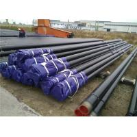 ASTM A252 Grade B SSAW Steel Pipe For Water And Oil With 3PE Coating And Epoxy Coating