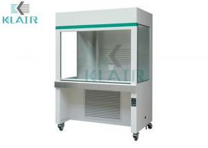 China Hepa Filter Laminar Flow Hood Vertical With Recycled Clean Air Circuit on sale