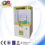 Push Win prize vending machine for sale