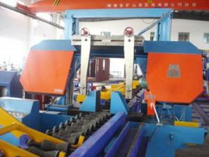 China Pipe Cutting Band Saw Machine on sale