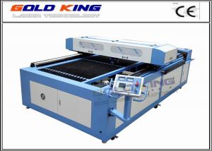 China China suppliers Co2 laser cutting machine for wood, acrylic, fabric,  1300mm*2500mm working size with Rotary on sale