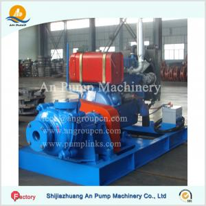 China High Chrome Alloy Mining Horizontal Slurry Pump on sale