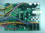 Conjunto sem chumbo da placa do PWB de HASL com cabos, PWB 12 mergulham/16 camadas