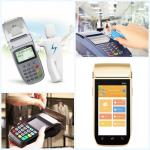 China Handheld mobile smart POS system terminal with printer-AUTOID DJ V60 wholesale