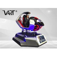 China Car Racing Games VR Driving Car VR Driving Simulator Virtual Reality Theatre on sale