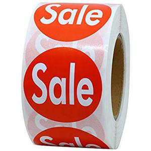 China Custom Vinyl Sticker Printing Customized Size Recyclable Feature on sale