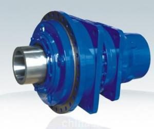 China P Series Hollow Shaft Mounted Planetary Gear Reduction Box For Slewing Gear on sale
