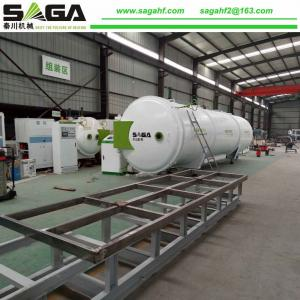 China RF Device Drying Timber Machine Wood Dryer Chambers Vacuum Kiln From SAGA on sale
