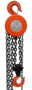 China Heavy Duty Manual Chain Block Premium Grade Alloy Chain Accelerate Chain Positioning on sale