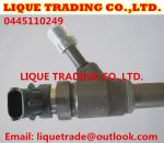 BOSCH Common rail fuel injector 0445110249 for MAZDA BT50 WE01-13-H50A, WE0113H50A
