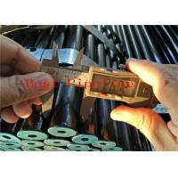China Circular Tubes Coated Carbon Steel Pipe DIN 17121 Seamless Structural CE Approval on sale