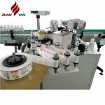 high accurcy full automatic liquid glue labeling machine production line