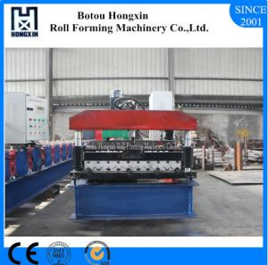 China Building Corrugated Iron Sheet Making Machine , Color Metal Sheet Forming Machine on sale