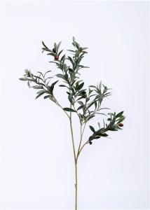 China Plastic Leafs Artificial Tree Branches 105CM Stunning Crafted Precise Prunning on sale