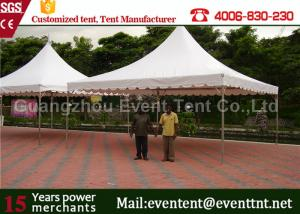 China Garden pagoda Camping Kitchen Pop Up Shelter Tent Outdoor Self - Cleaning pvc With Furniture on sale
