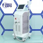 Usa Laser 12 Bars 2000W Three Wavelength Diode Laser, New 2019 Trending Product China 808nm Diode Laser Hair Removal Mac