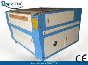 China White and blue 40-200W Co2 CNC Laser cutting machine G1390  for sign business on sale