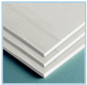 Quality Standard Size Drywall Water Resistant Gypsum Plate For