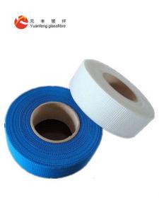 China Competitive Price Adhesive Fiberglass Mesh Drywall Tape on sale