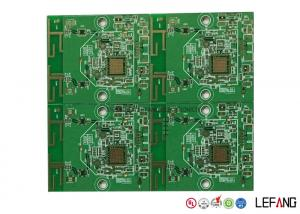 China Enig Multilayer FR4 PCB Board Manufacturing For Security Alarm Mainframe Device on sale