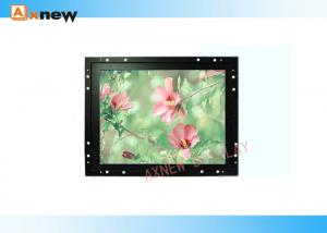 China XGA TFT LED Backlit Rack Mount LCD Monitor , Chassis Touch Screen With Protective Glass on sale