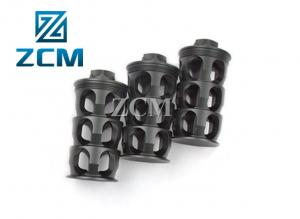 China Tolerance ±0.02mm Short-Time Manufacturing Customized 5 Axis CNC Machining Center Parts on sale