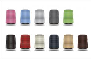 China Stereo Outdoor Colorful Portable Wireless Rechargeable Bluetooth Speaker on sale