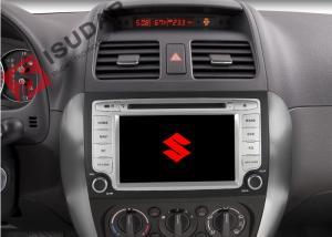 China 4G SIM LTE Octa Core Android 6.0 Car Stereo , Suzuki Sx4 Head Unit With Radio OBD on sale