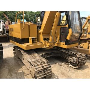 China E70B E70 Used Cat Crawler Excavator  Import From Japan , Second-hang Caterpillar Excavator on sale