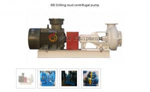 China SB Drilling mud centrifugal pump on sale
