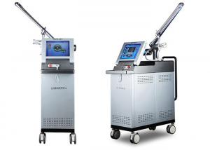 China 60W CO2 Fractonal Laser Vertical Beauty Salon Machine Scar Removal Stretch Marks Removal wholesale