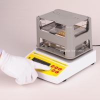 China 300g Precious Metal Tester / Water Gold Testing Machine 3000g/0.01g Percentage on sale