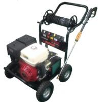 13HP High Pressure Washer , 250Bar Portable 3600 PSI Power Washer Gas Engine