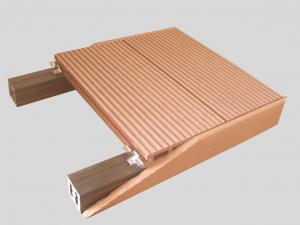China OCOX WPC decking flooring on sale