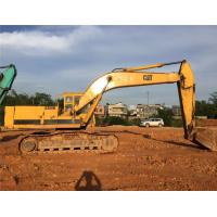 China Original Used Japan Caterpillar E200B Excavator with good quality/ Low price excavator e200b/e120b/e70b crawle on sale